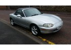 1999 Mazda MX5 Eunos Roadster Damaged Repairable Salvage