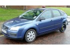 2005 (55) Ford Focus 1.6 Zetec *** DAMAGED REPAIRABLE SALVAGE ***