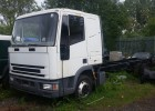 1996 'N' Iveco EuroCargo 75e15 7.5 Ton Extra Long Chassis Cab *Ideal for Export*
