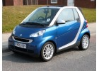 2009 Smart ForTwo 1.0 MHD ( 71bhp ) Passion Convertible.