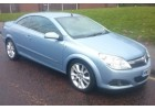 2007 VAUXHALL ASTRA 1.6 TWINTOP CONVERTIBLE